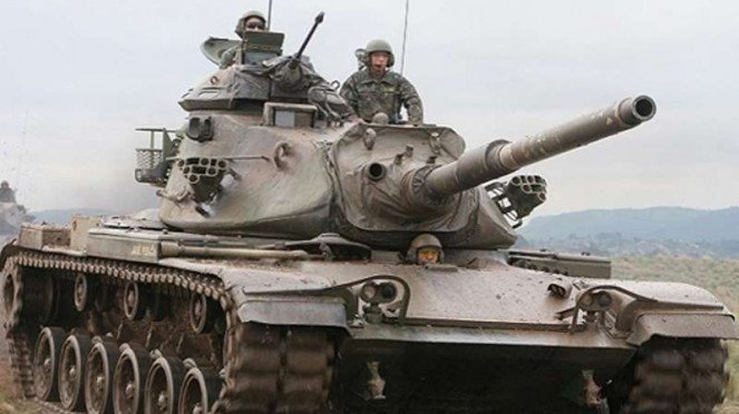VIVA Militer: Tank M-60A3 Angkatan Darat Kerajaan Thailand