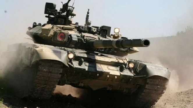VIVA Militer: Tank T-90 Angkatan Darat Tentara Rakyat Vietnam (VPA)ac