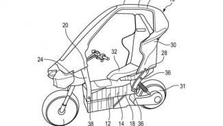 BMW Patenkan Motor Matik Senyaman Mobil, Gak Bakal Takut Jatuh