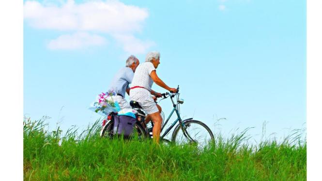 Sehat Sampai Kakek Nenek
