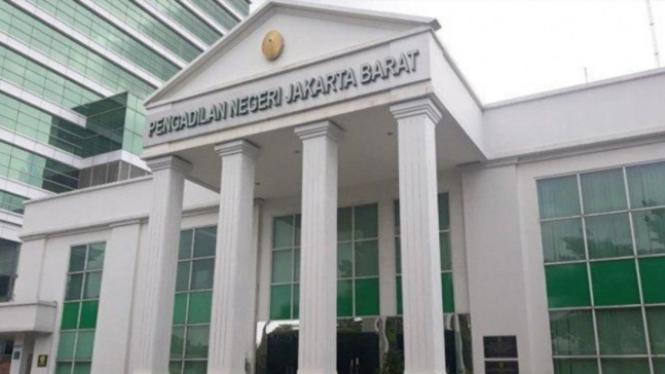 Gedung Pengadilan Negeri Jakarta Barat