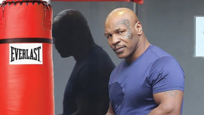 Petinju legendaris dunia, Mike Tyson