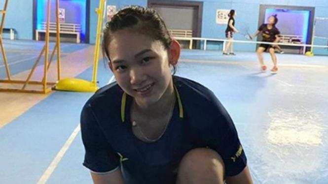 VIVA Bulutangkis: Tunggal putri Thailand, Pornpawee Chochuwong.