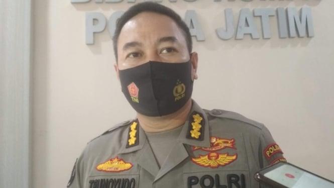 Kabid Humas Polda Jatim Kombes Pol Trunoyudo Wisnu Andiko.