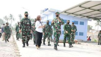 VIVA Militer: KSAU Pantau Pembangunan Infrastruktur Kendali Rudal