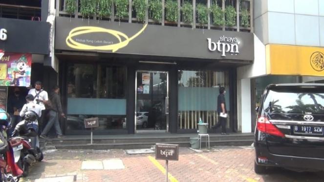 Bank BTPN.