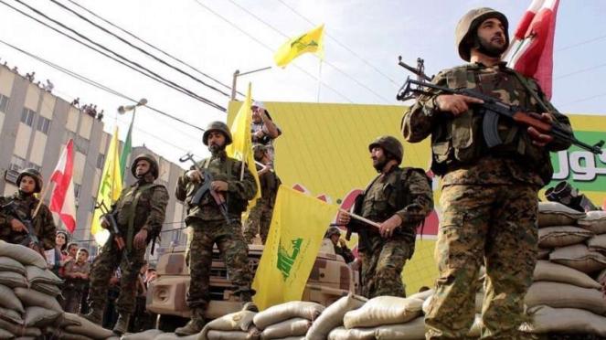 VIVA Militer: Pasukan Hizbullah Lebanon