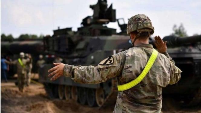 VIVA Militer: Tentara Angkatan Darat Amerika Serikat