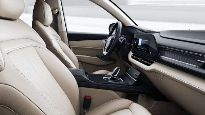 Interior mobil Wuling Victory