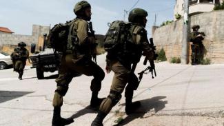 VIVA Militer: Pasukan Tentara Nasional Israel (IDF) bersiaga antisipasi serangan