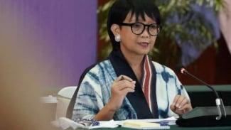 Menlu Retno Minta Perwakilan RI di Luar Negeri Beli Batik dari UMKM