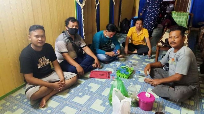 Terduga pelaku seks fetish ditangkap di Kalteng