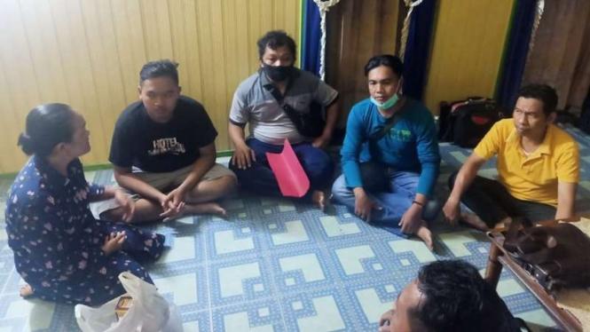 Terduga pelaku seks fetish kain jarik ditangkap di Kalimantan Tengah.