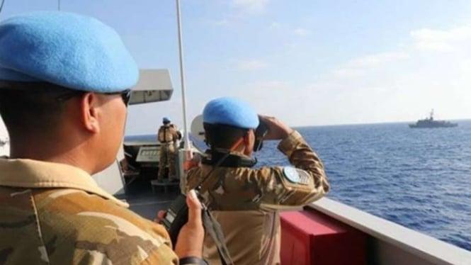 VIVA Militer : TNI AL latihan perang dengan Turki di Laut Mediterania