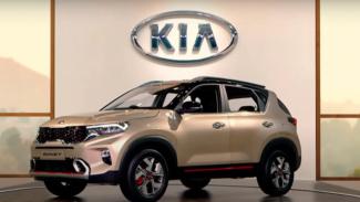 KIA Sonet penantang Honda HR-V