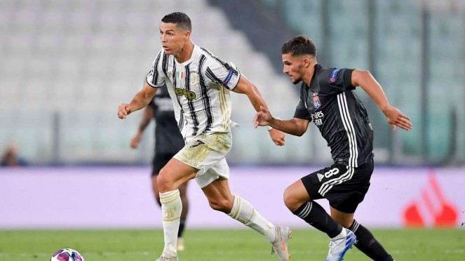 Ronaldo gagal bawa Juventus ke perempatfinal Liga Champions