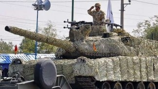 VIVA Militer: Tank Zulfiqar-3 Angkatan Bersenjata Iran (Artesh)