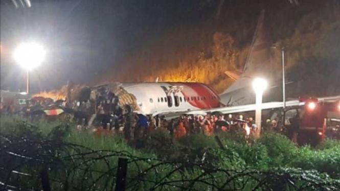 Pesawat Air India Express.