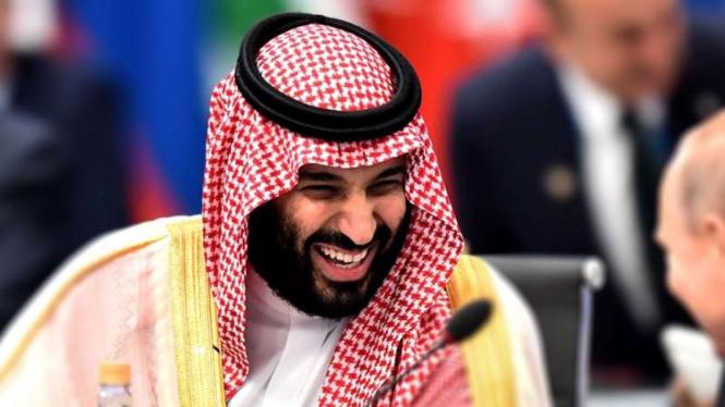 VIVA Militer: Putra Mahkota Arab Saudi, Pangeran Mohammed bin Salman