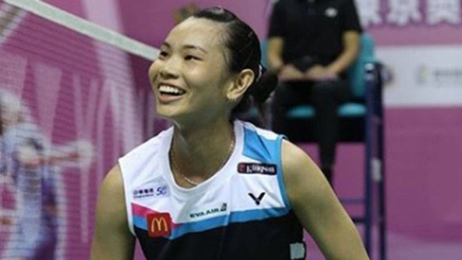VIVA Bulutangkis: Tunggal putri Taiwan, Tai Tzu Ying.