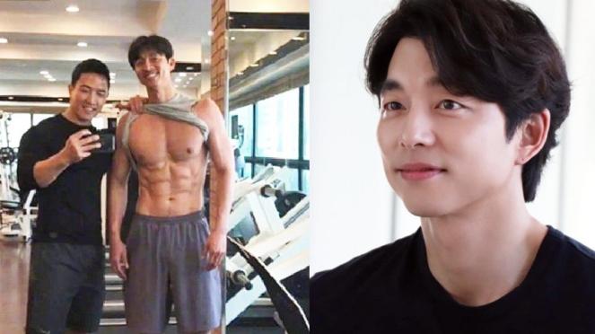 Aktor tampan Korea, Gong Yoo