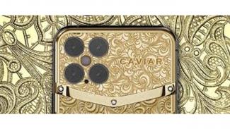 iPhone 12 Pro versi Caviar.