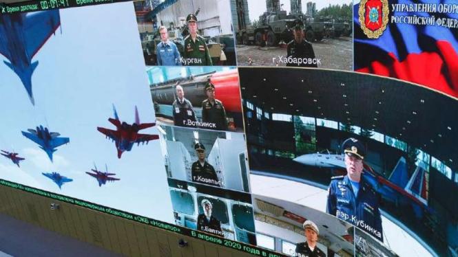 VIVA Militer: Sistem pertahanan militer Rusia.