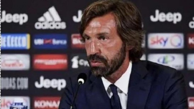 Pirlo Jadi Pelatih Juventus