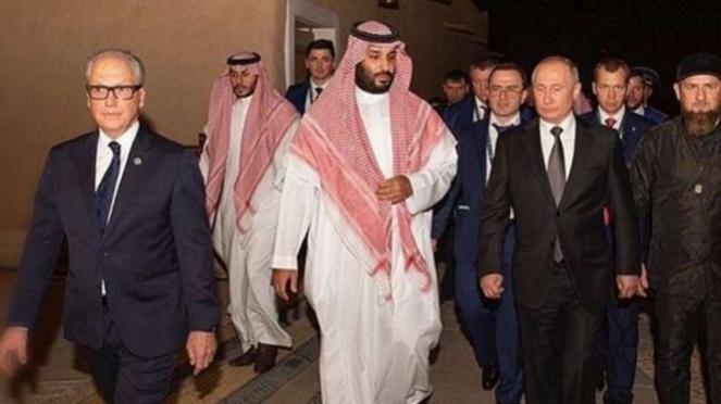 VIVA Militer: MBS dan Rusia.