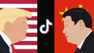 TikTok dan perang dagang AS Vs China.