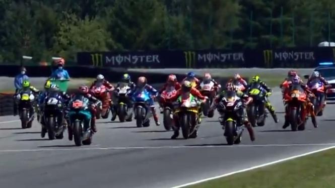 MotoGP Ceko 2020