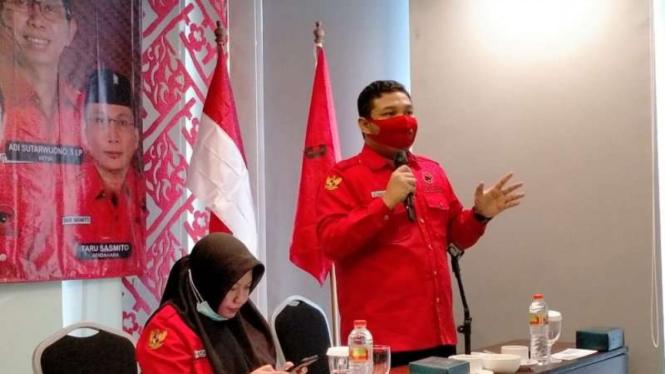 PDIP Surabaya merapatkan barisan jelang Pilkada Surabaya