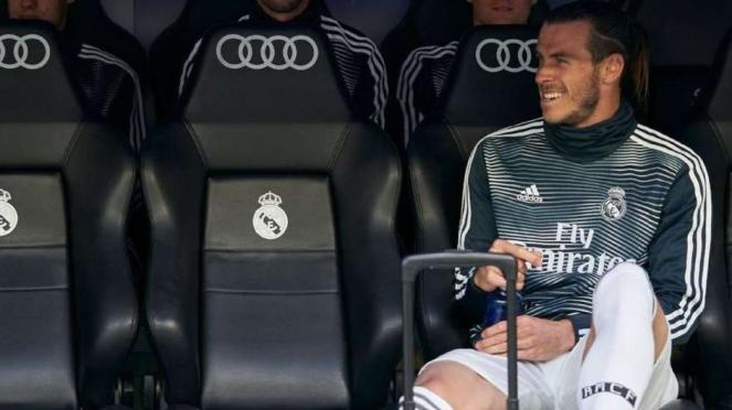 Winger Real Madrid, Gareth Bale