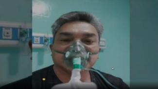 Wali Kota Banjarbaru Nadjmi Adhani meninggal dunia karena COVID-19