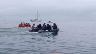 VIVA Militer: Prajurit Yonmarhanlan IX Ambon, Cari WNA Asal Amerika yang Hilang