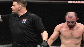 Petarung asal Rusia di laga perdana UFC, Roman Bogatov