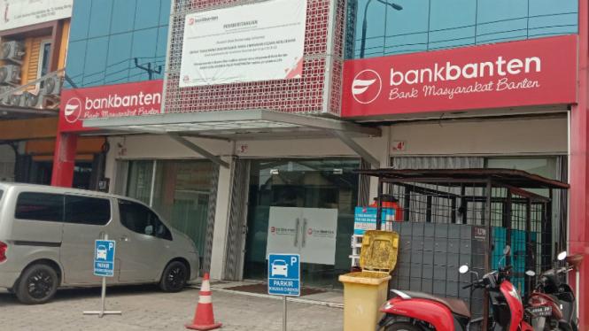 Bank Banten di Kota Serang