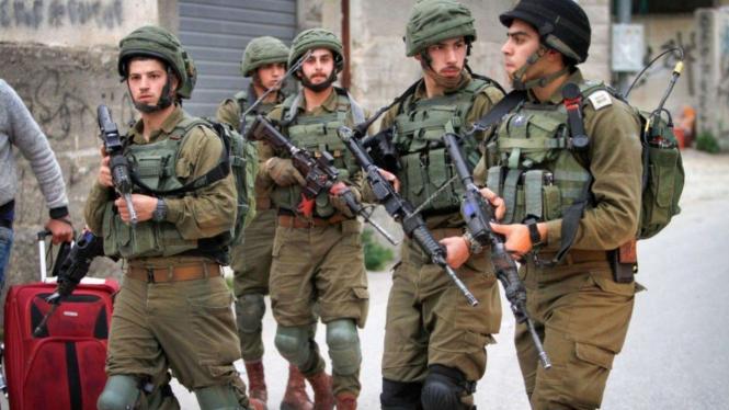 VIVA Militer: Tentara Pasukan Pertahan Israel (Ilustrasi)