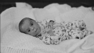 VIVA Militer: Bayi Muhammad semasa hidupnya.