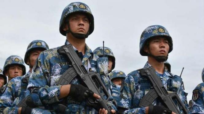 VIVA Militer: Pasukan Tentara Pembebasan Rakyat China (PLA)