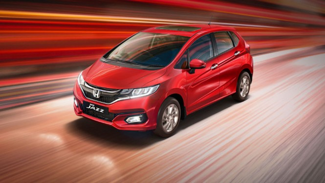 Honda Jazz 2020 versi India