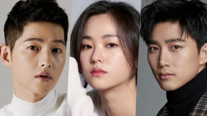 Song Joong Ki, Jeon Yeo Bin dan Taecyeon 2PM.