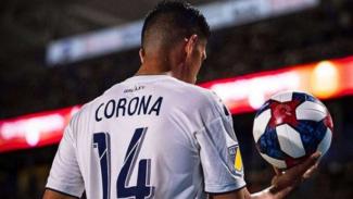 Pemain LA Galaxy, Joe Corona.