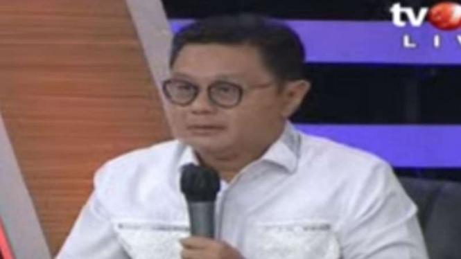 Tenaga Ahli Utama Kantor Staf Kepresidenan (KSP) Dany Amrul Ichdan