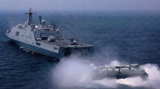 VIVA Militer: Kapal serbu amfibi Angkatan Laut China (PLAN)