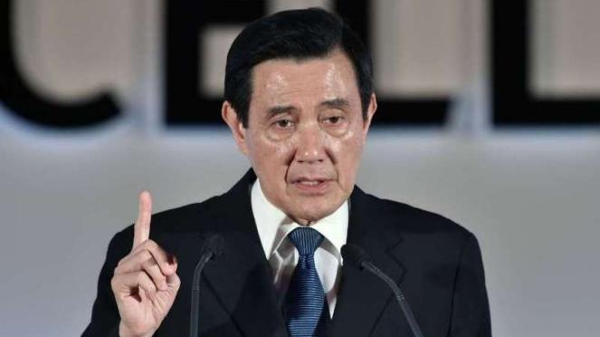 VIVA Militer: Mantan Presiden Taiwan, Ma Ying-Jeou
