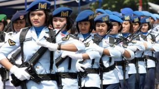 VIVA Militer: Prajurit Wanita Angkatan Udara (Wara)