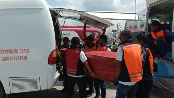 Sadis, Staf KPU Yahukimo Ditikam di Punggung dan Leher Pakai Sangkur
