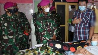 VIVA Militer: Komandan Korps Marinir, Mayjen Suhartono.