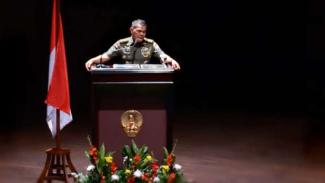 VIVA Militer: Jenderal TNI (purn) Budiman.